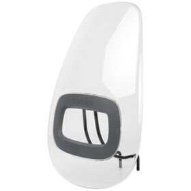 bobike GO Protection coupe-vent, macaron grey